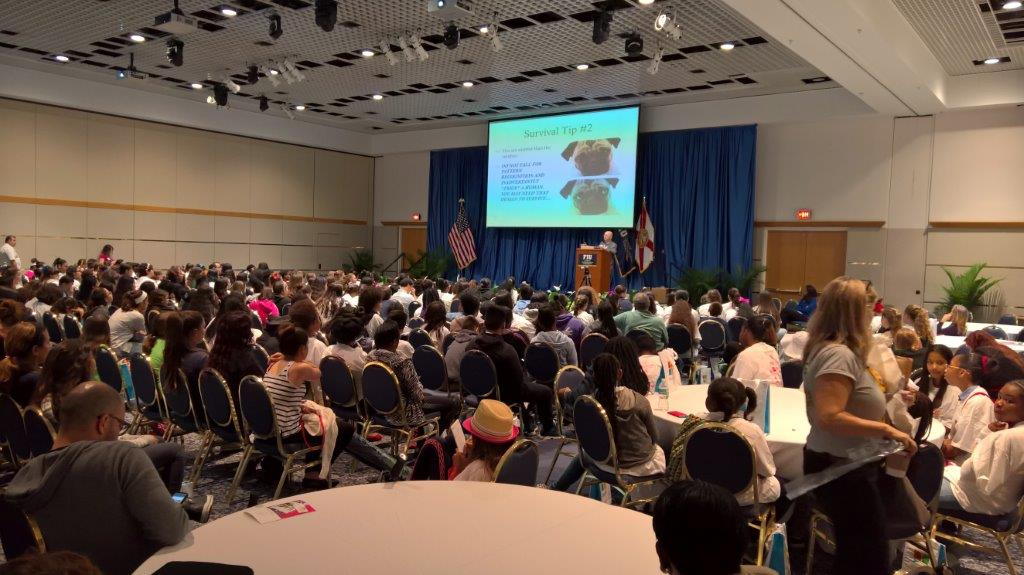 Sponsor Technology Learning Events 20151205 GeekiWood Event at FIU